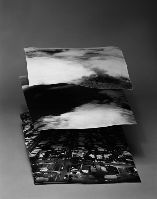, 'Papierlandschaft 4,' 2011, Sies + Höke