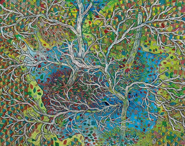 , 'Kareki to Gareki (Dead Trees and Rubbles) ,' , Dowling Walsh