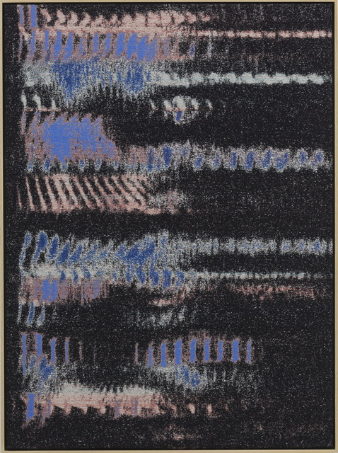, 'Negative Entropy (Kazue Kobata, Blue, single),' 2015, Taro Nasu