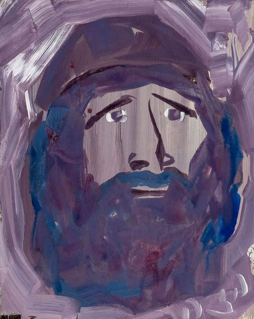 Unknown, 'Untitled, Soviet Refusnik, Judaica Painting', 20th Century, Lions Gallery