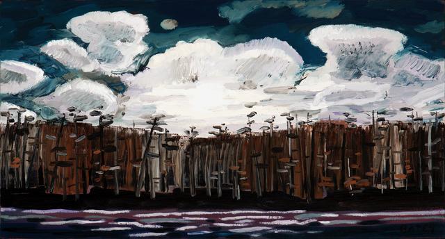 , 'Moonlit Storm,' 2014, Arthur Roger Gallery