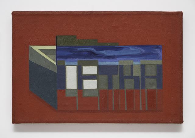 , 'Edificio Letra [Letter Building],' 2005, Galeria Luisa Strina