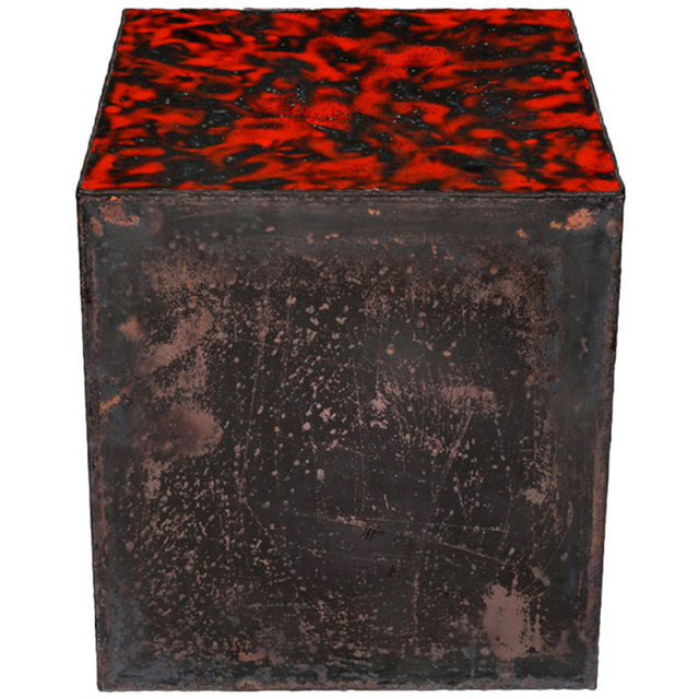 , 'Red Cube,' 2012, Johnson Trading Gallery