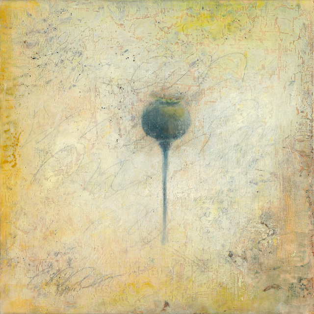 , 'Poppy Pod,' , West Branch Gallery