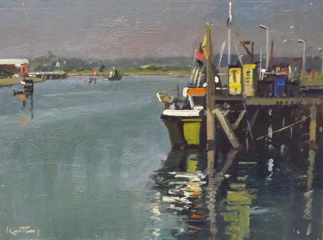 , 'High Tide,' , Peninsula Gallery