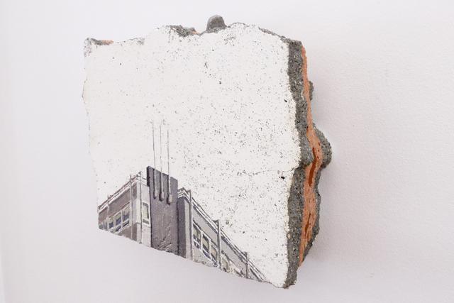 Ignacio Pérez-Jofre, 'Escombro (García Barbón/Colón I)', 2014, Espacio Líquido La Gran