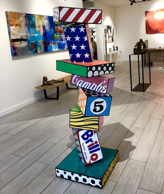, 'Ethyl,' 2018, CODA Gallery
