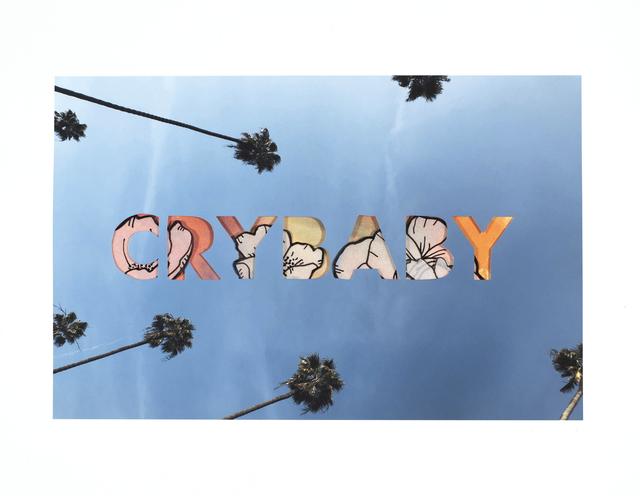 , 'Crybaby (Gilliam),' 2019, Garis & Hahn