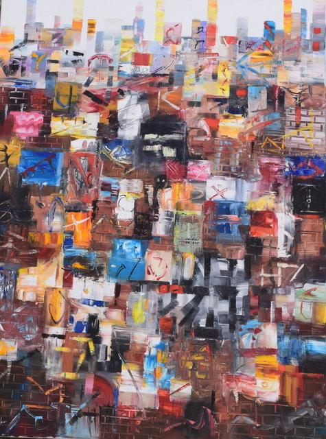 Steven Bewsher, '24 Hour Party City II', Gateway Gallery