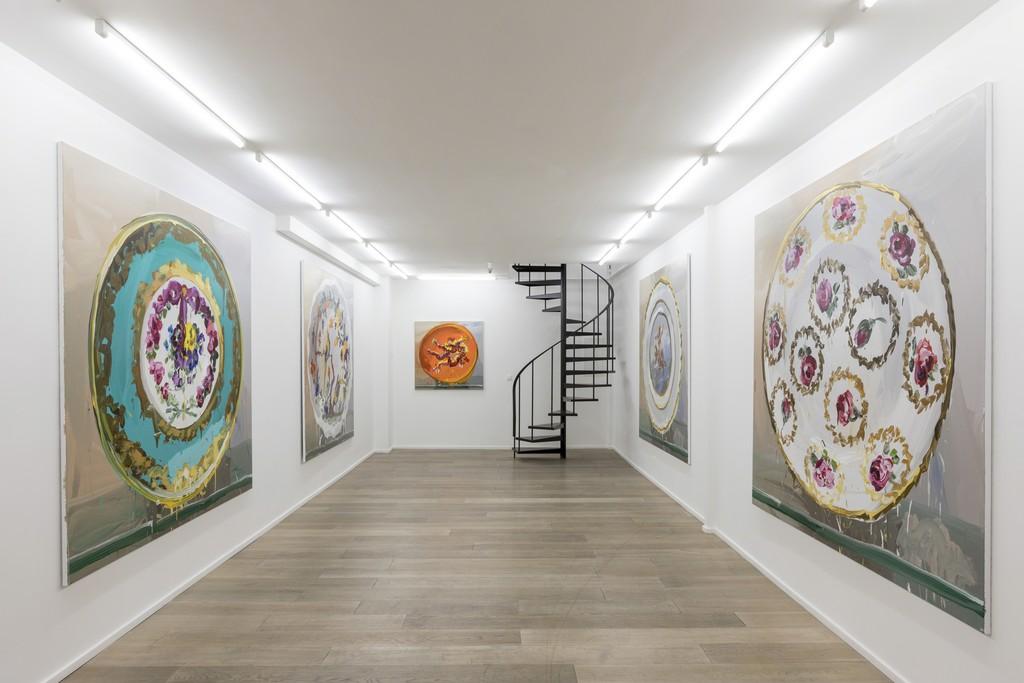 Galerie In Huis : Jan de vliegher u plates ii galerie zwart huis artsy