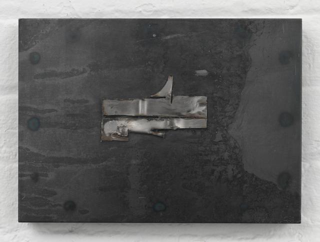 , 'Second Slow Latch,' 2016, Almine Rech