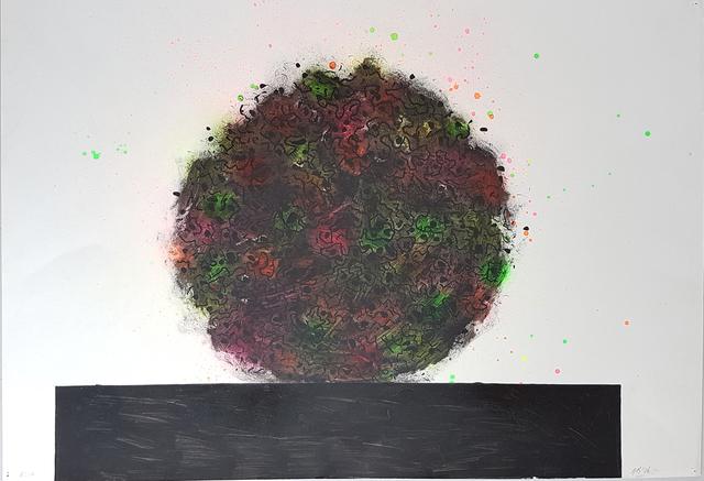 David Batchelor, 'Atomic Drawing 214', 1997-2019, Dominik Mersch Gallery