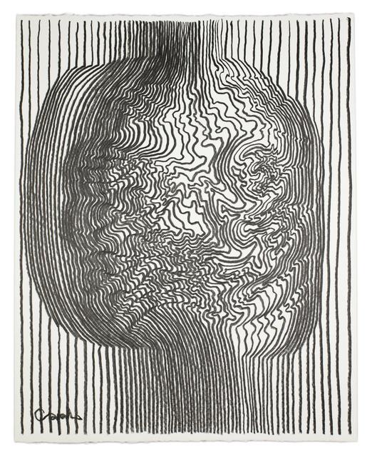, 'Omicron XCIV,' 2015, Hans Alf Gallery