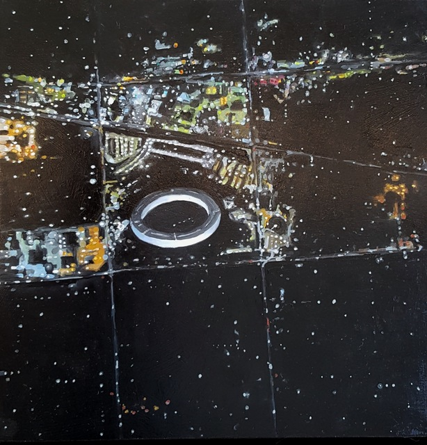 , 'Spaceship (Apple 2),' 2019, STUDIO Gallery