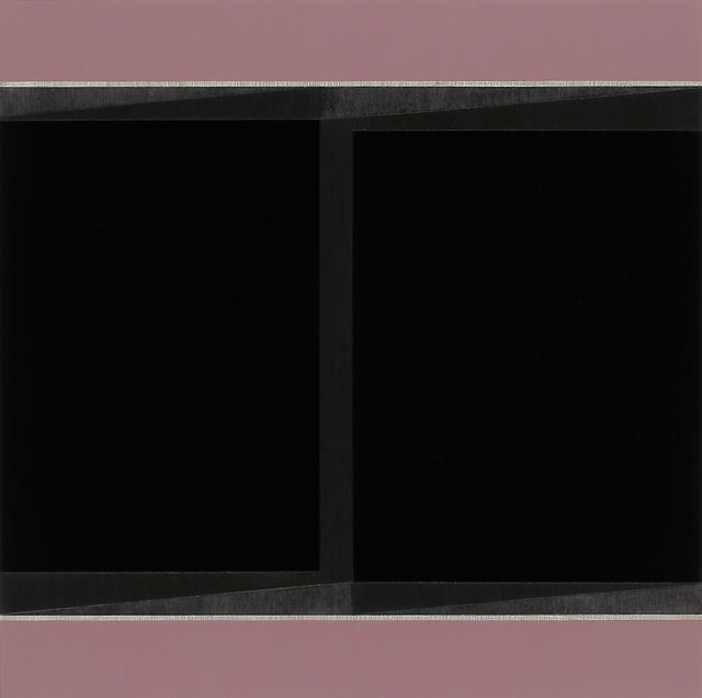, 'Back Channel,' 2016, Galerie Floss & Schultz