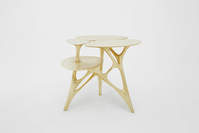 , 'Lotus Side Table,' 2016, Gallery ALL
