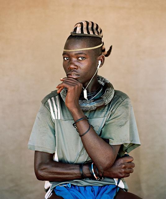 , 'Nduombe NdjunDjia, 18,' 2012-2014, Officine dell'Immagine