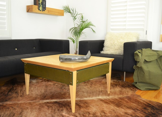 , 'Camp Side Table, Ash,' , blankblank