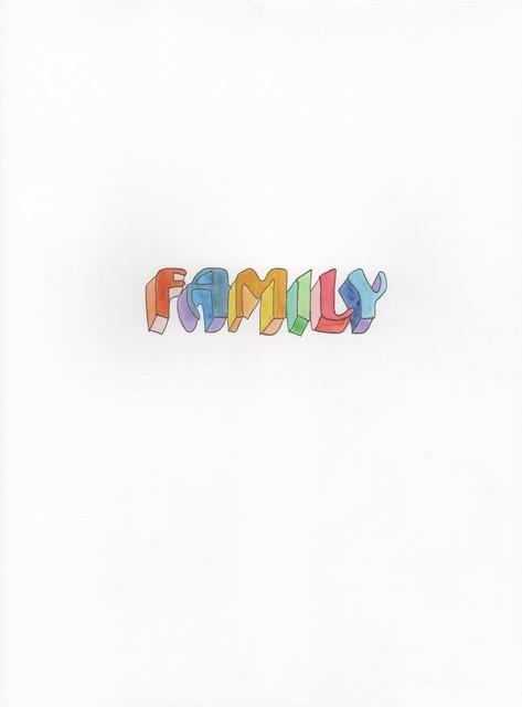 Jonny Detiger, 'Family', 2019, BLANK SPACE