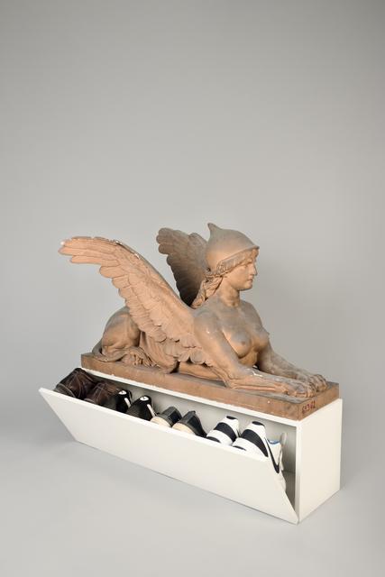 , 'Esfinx, Jeroni Suñol (1891) - 16 objectes,' 2014, García Galeria