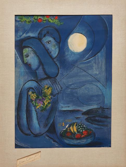 Marc Chagall, 'Saint-Jean-Cap-Ferrat', 1952, Phillips