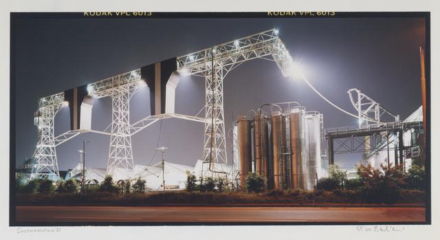 , 'Southampton '86,' 1987, Galleria Valeria Bella