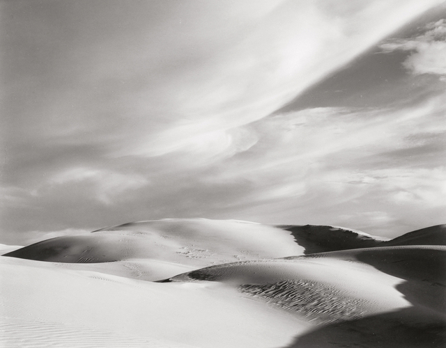 Edward Weston, 'Dunes, Oceano', 1936-Printed by Brett Weston c. 1952, Holden Luntz Gallery