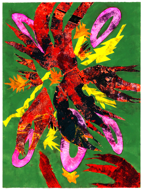 Marylyn Dintenfass, 'Craving: Viridian', 2014, Davidson Art Advisory