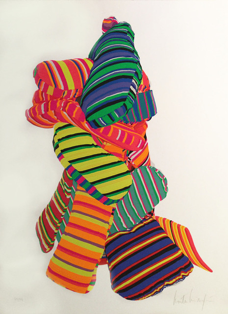 , 'Escultura blanda,' 2017, Praxis Prints