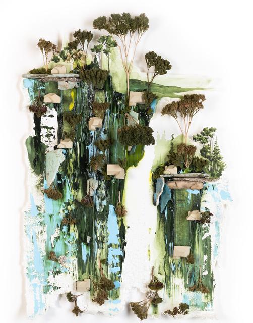 , 'Slide 1,' 2019, Hashimoto Contemporary
