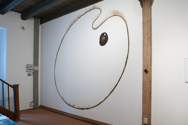 , 'the origin of painting,' 2003, Edition & Galerie Hoffmann