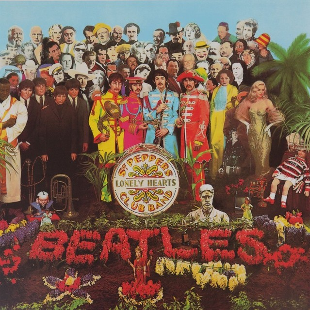 , 'Sgt Pepper's Lonely Hearts Club Band,' 2007, Hang-Up Gallery