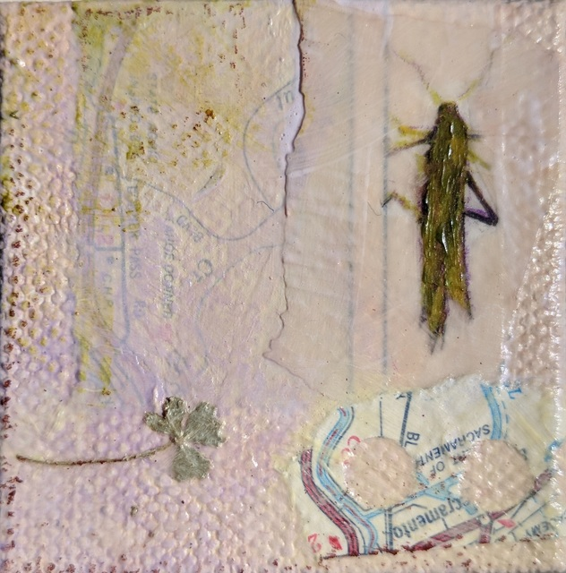 , 'Katydid,' , Sparrow Gallery