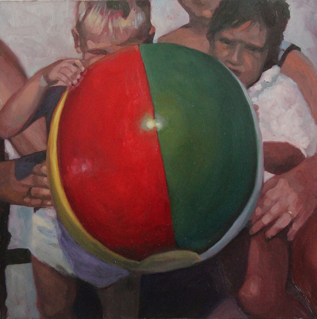 , 'Beachball ,' 2016, Carrie Haddad Gallery