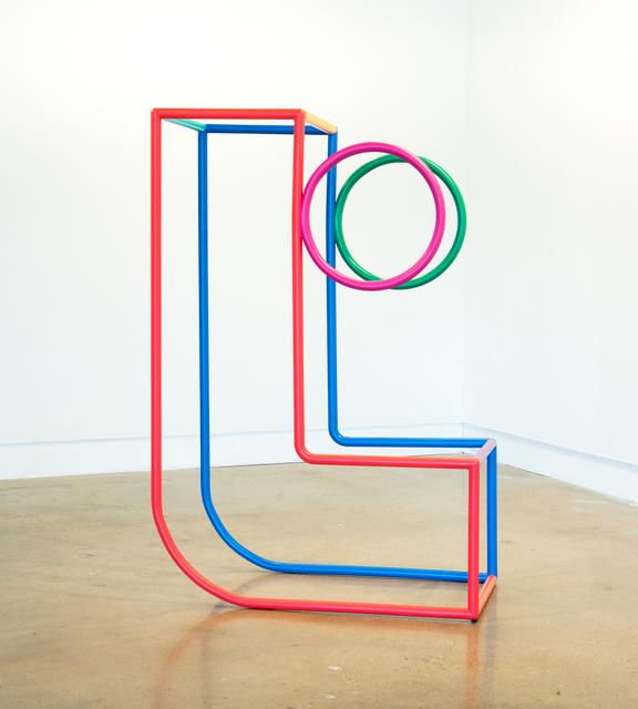 , 'Construcción Lineal 17,' 2017, Fort Worth Contemporary Arts
