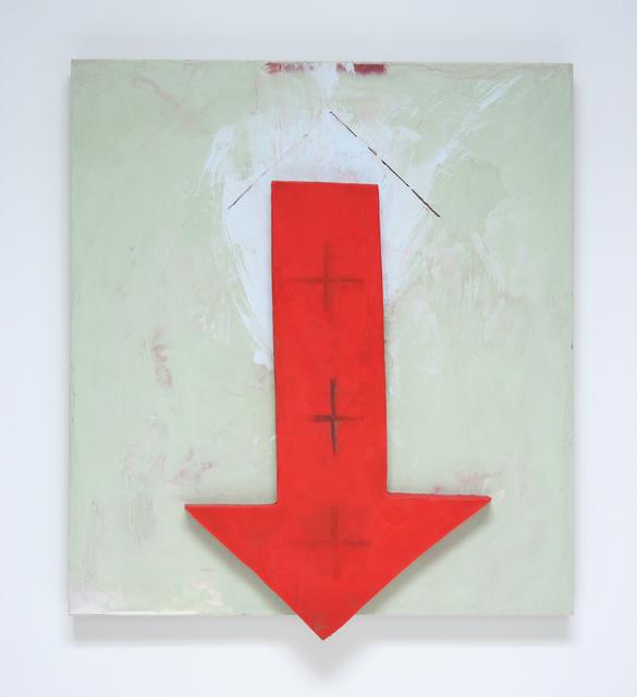 Angela Berkson, 'Red Arrow', 2013, Michael Warren Contemporary