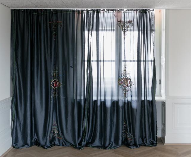 , 'Vorhang (Nördlicher Raum),' 2008, Galerie nächst St. Stephan Rosemarie Schwarzwälder
