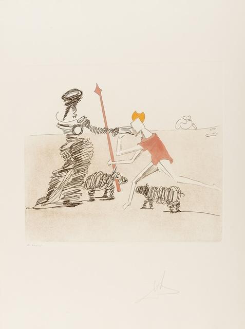 Salvador Dalí, 'Pastorale (Field 80-1K)', 1980, Forum Auctions