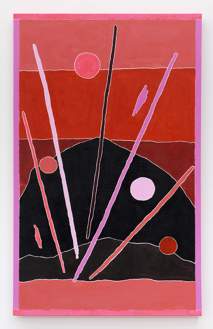 Russell Tyler, 'Red Dawn', 2019, The Hole