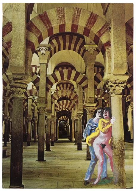 """Antonio Berni, 'Sin Título. De la sere de ilustraciones para """"El Decameron""""', ca. 1975, Cosmocosa"""