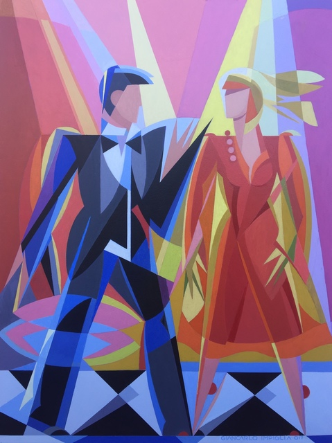 , 'Keep on Dancing,' 2017, Counterpoint Contemporary Fine Art