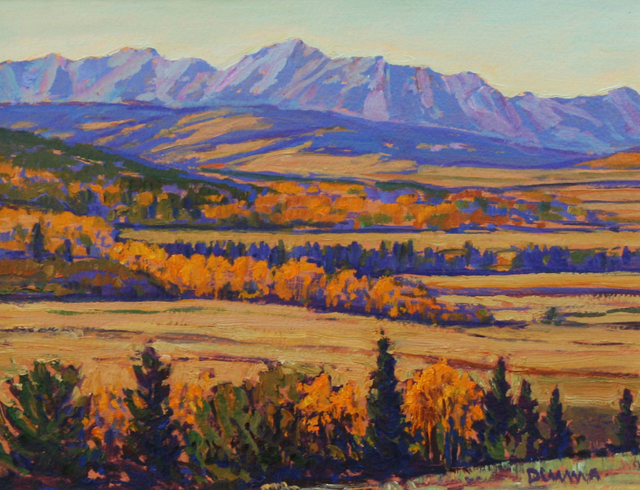 , 'Alberta Landscape (#8.17),' , Wallace Galleries