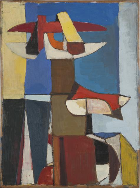 , 'Untitled,' 1946, Richard Diebenkorn Foundation