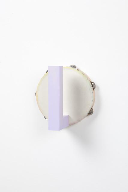 , 'Untitled (Tambourine),' 2014, Maccarone