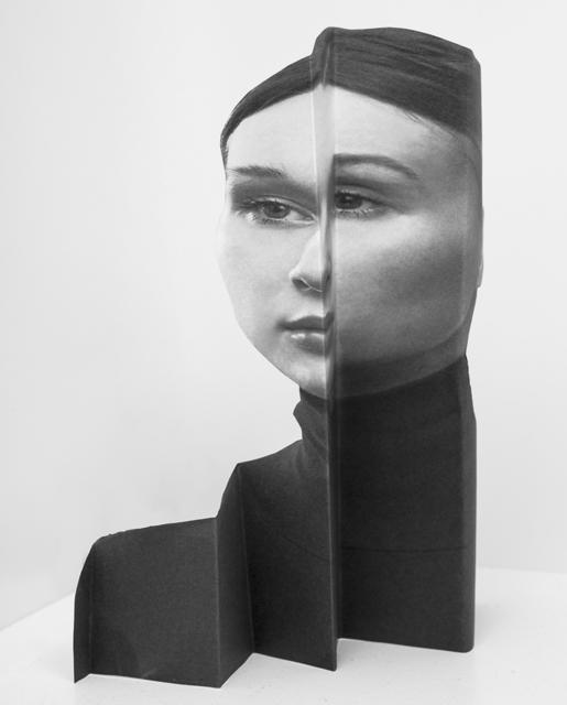 , 'Folded Giedre,' 2017, Galerie Bart