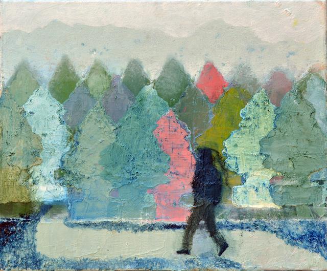 , 'Searching for a miracle,' 2017, Kolja Kramer Fine Arts