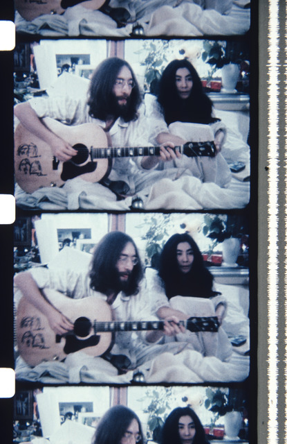 , 'John & Yoko BED-IN FOR PEACE,' 2013, Deborah Colton Gallery