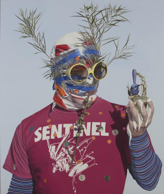 , 'Sentinel,' 2018, Galerie du Monde