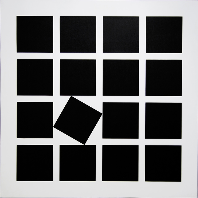 Geraldo de Barros, 'Sem título', 1990, LURIXS: Arte Contemporânea