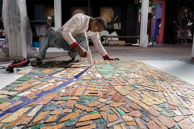 Pascal Konan, Montresso Art Foundation